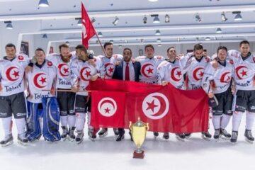 Hockey, IIHF : la Tunisie pour la première fois dans le gotha mondial