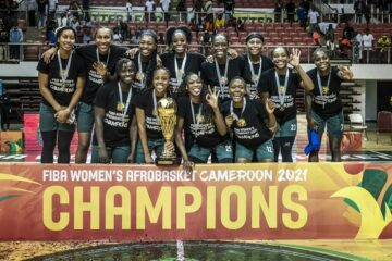 Basketball, Women's AfroBasket : le Nigéria claque un back-to-back