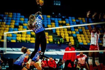Volleyball, African Nations Championship : la Tunisie en manque d'inspiration face au Kenya