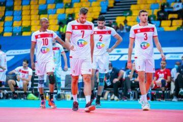Volleyball, African Nations Championship : la Tunisie s'offre une victoire au cœur de la nuit