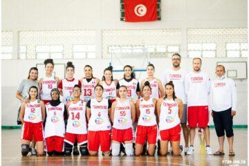 Basketball, Women's AfroBasket : le groupe des 12 joueuses de Ricardo González Dávila