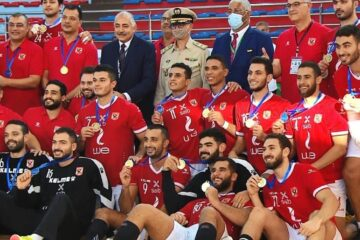 Handball, African Winners Cup : 4e sacre pour Al Ahly d'Oussama Jaziri