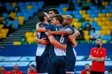 Volleyball, African Nations Championship : la Tunisie survole l'Égypte pour rejoindre  le Cameroun en finale