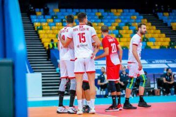 Volleyball, African Nations Championship : la Tunisie passe les quarts avec l'art et la manière