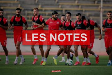 Football, FIFA World Cup : les notes de Tunisie – Guinée Equatoriale : Skhiri omniprésent, Khaoui décevant..
