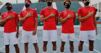 Tennis, Davis Cup : la Tunisie arrache son billet pour le prochain tour au profit de la République Dominicaine