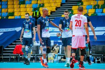 Volleyball, African Nations Championship : la Tunisie reste invaincue et termine 1er du groupe B