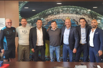 Le Club Africain consolide sa relation avec l'OM