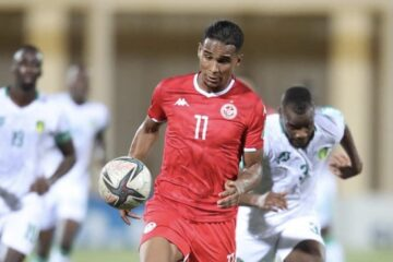 Football, FIFA World Cup : les notes de Mauritanie – Tunisie : Jaziri combattif, Skhiri transparent