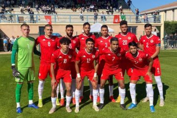 Football, Tournoi Maurice Revello : second match nul entre la Tunisie et la France