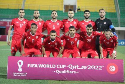 Football, la Tunisie recule de deux places au classement FIFA